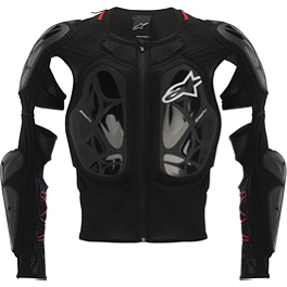 Alpinestars Bionic Tech Protection Jacket - 2014 Alpinestars Tech Bionic Neck Support