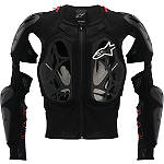 Alpinestars Bionic Tech Protection Jacket - Alpinestars Dirt Bike Chest and Back