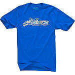Alpinestars Blazar Classic T-Shirt - Alpinestars Dirt Bike Mens T-Shirts