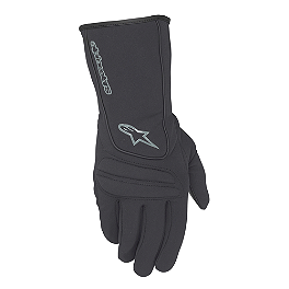 Alpinestars C-2 Windstopper Gloves - Alpinestars Fuse Drystar Gloves