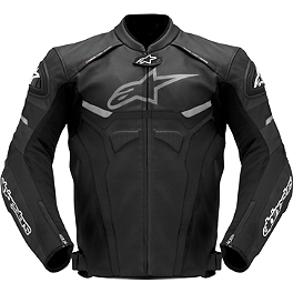 Alpinestars Celer Leather Jacket - Alpinestars Jaws Leather Jacket