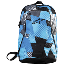 Alpinestars Code Backpack - O'Neal O' Backpack - Toxic