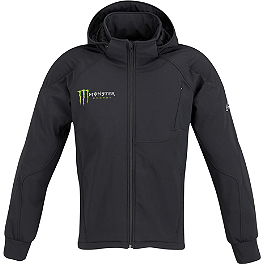 Alpinestars Cloak Tech Fleece - Alpinestars Howler WP Jacket