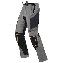 Alpinestars Durban Gore-Tex Pants - Fieldsheer Sonic Air 2.0 Gloves