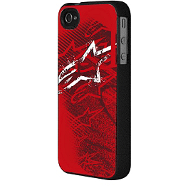 Alpinestars Drift Picks iPhone 5 Case - Fly Racing Bar Stool