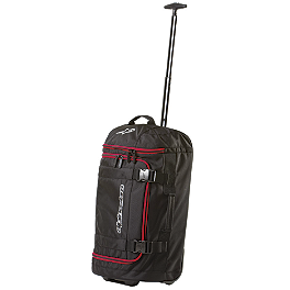 Alpinestars Destination Roller Carry-On - 2013 Troy Lee Designs Flight Bag - Black