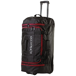 Alpinestars Excursion Roller Gearbag - 2013 One Industries Supra Wheeled Gear Bag