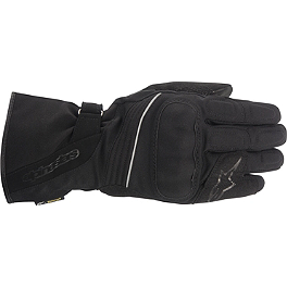 Alpinestars Equinox X-Trafit Gloves - Alpinestars Jet Road Gore-Tex Gloves