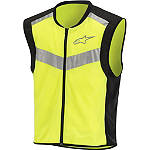 Alpinestars Flare High Visibility Vest -  Motorcycle Safety Gear & Protective Gear