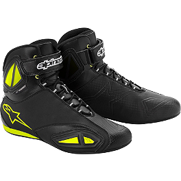 Alpinestars Fastlane Waterproof Shoes - Alpinestars S-MX 6 Boots