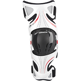 2014 Alpinestars Fluid Pro Knee Brace - Pair - 2014 Alpinestars Pro Bionic Neck Support