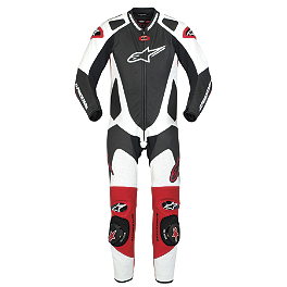 Alpinestars GP Pro Leather One-Piece Suit - Alpinestars Carver Leather One-Piece Suit