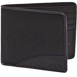 Alpinestars GS Executive Wallet - FMF Raw Leather Wallet