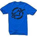 Alpinestars Go Joe Classic T-Shirt - Utility ATV Mens Casual