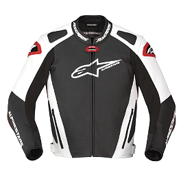 Alpinestars GP Pro Leather Jacket - Alpinestars GP-R Perforated Leather Jacket