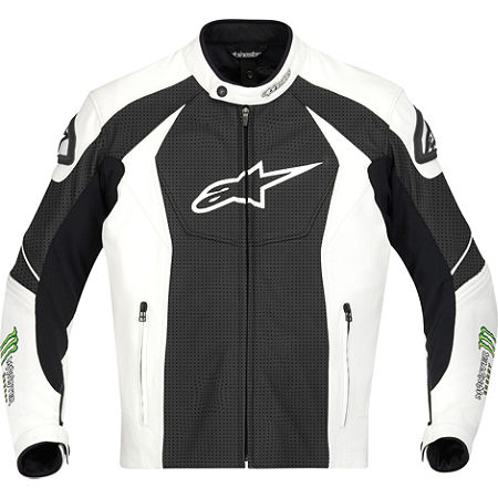 Alpinestars GP-M Perforated Leather Jacket - Main