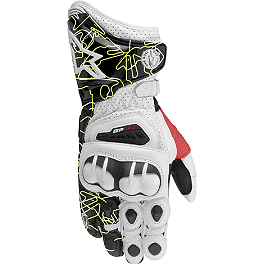 Alpinestars GP Pro Gloves - Alpinestars GP-M Gloves