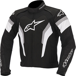 Alpinestars GP Pro Textile Jacket - Alpinestars Jaws Waterproof Textile Jacket