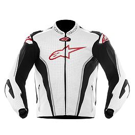 Alpinestars GP Tech Air Jacket - Alpinestars GP-R Perforated Leather Jacket