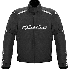 Alpinestars Gunner Waterproof Jacket - Alpinestars P1 Drystar Waterproof Jacket