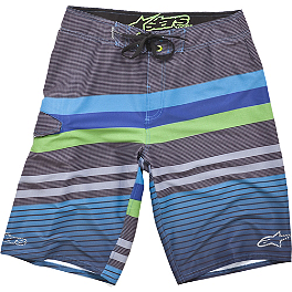 Alpinestars Guff Boardshorts - Alpinestars Minor Boardshorts