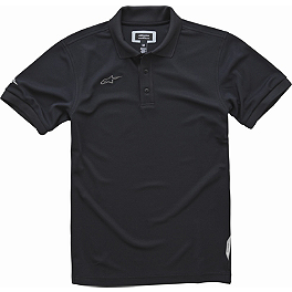 Alpinestars GS Vortex Polo Shirt - One Industries Honda Bale Polo
