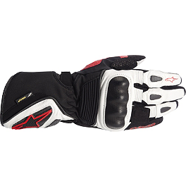 Alpinestars GT-S X-Trafit Gloves - Camelbak Big Bite Valve Cover