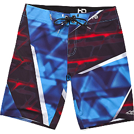 Alpinestars HD2 Apocalypse Boardshorts - 2013 Klim Women's Whistler Jacket