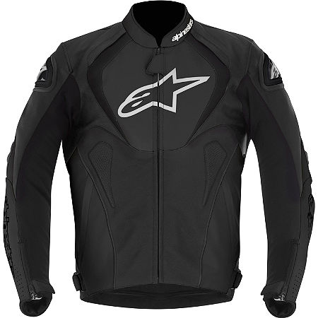 Alpinestars Jaws Leather Jacket - Main