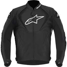 Alpinestars Jaws Leather Jacket - Alpinestars Celer Leather Jacket