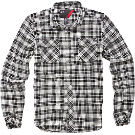 Alpinestars JV Long Sleeve Woven Shirt - Alpinestars Vernon Fleece Zip Hoody