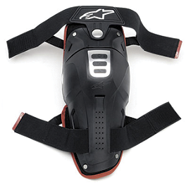 Alpinestars Bionic Knee Guards - Fly Racing 5 Pivot Knee Guards