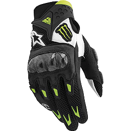 Alpinestars M10 Gloves - GB Racing Stator Cover