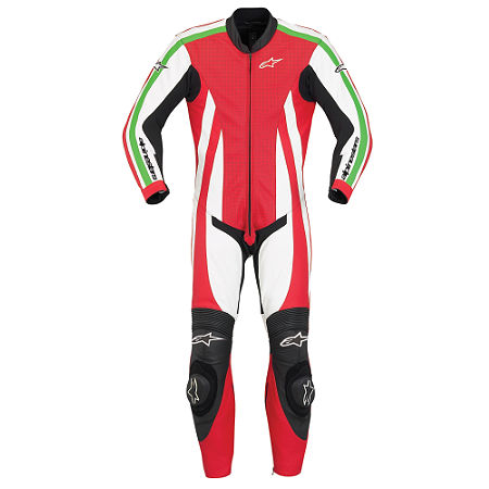 Alpinestars Monza Leather One-Piece Suit - Main