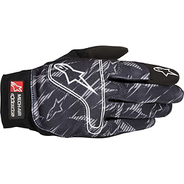 Alpinestars Mech Air Gloves - Alpinestars Dual Gloves