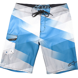 Alpinestars Minor Boardshorts - Alpinestars All Heat 210 Flexfit Hat