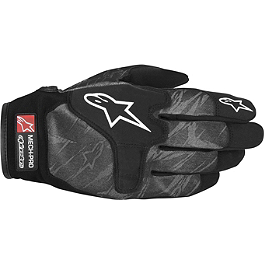 Alpinestars Mech Pro Gloves - Alpinestars Mech Air Gloves