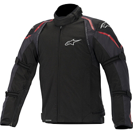 Alpinestars Megaton Drystar Jacket - Alpinestars Jaws Waterproof Textile Jacket