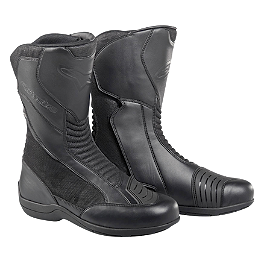 Alpinestars Net Air Boots - Alpinestars Roam Waterproof Boots