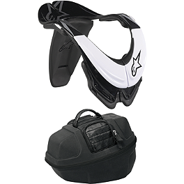 Alpinestars Bionic Neck Support SB - Leatt GPX Club II Neck Brace
