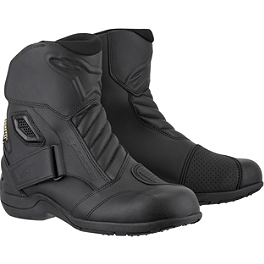 Alpinestars New Land GTX Boots - SIDI Traffic Rain Boots
