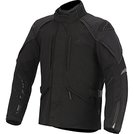 Alpinestars New Land Gore-Tex Jacket - Alpinestars Hydro Backpack - Black