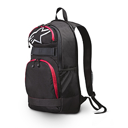 Alpinestars Optimus Backpack - Alpinestars Dub Keychain