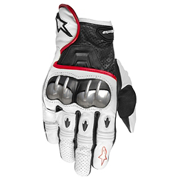 Alpinestars Octane S-Moto Leather Gloves - Alpinestars Thunder Gloves