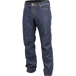 Alpinestars Outcast Tech Denim Pants - REV'IT! Athos Air Vest