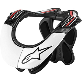 2014 Alpinestars Pro Bionic Neck Support - 2014 Alpinestars Tech-10 Boots