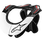 2014 Alpinestars Pro Bionic Neck Support - MENS-PROTECTION Dirt Bike Neck Braces and Support