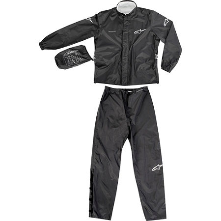Alpinestars Quick Seal Out 2-Piece Rain Suit - Main