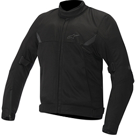 Alpinestars Quasar Textile Jacket - Alpinestars Jaws Waterproof Textile Jacket