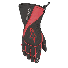 Alpinestars Radiant Drystar Gloves - Alpinestars C-2 Windstopper Gloves